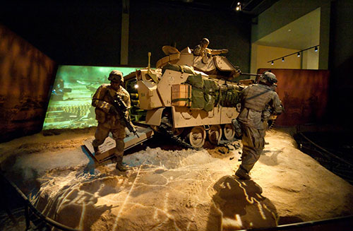 National Infantry Museum and Soilder Center